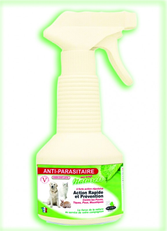spray anti-parasites