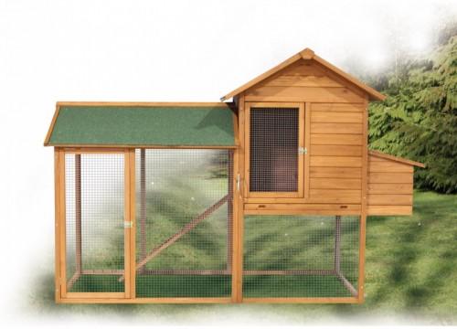 Installer un poulailler dans son jardin blog for Installer un poulailler dans son jardin