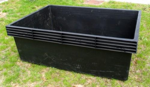 Construire un bassin mode d 39 emploi blog - Bassin rectangulaire pour poisson nice ...