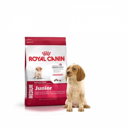 Royal Canin junior, dose idéal