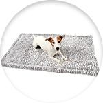 Modèle de tapis pour chien Zolia