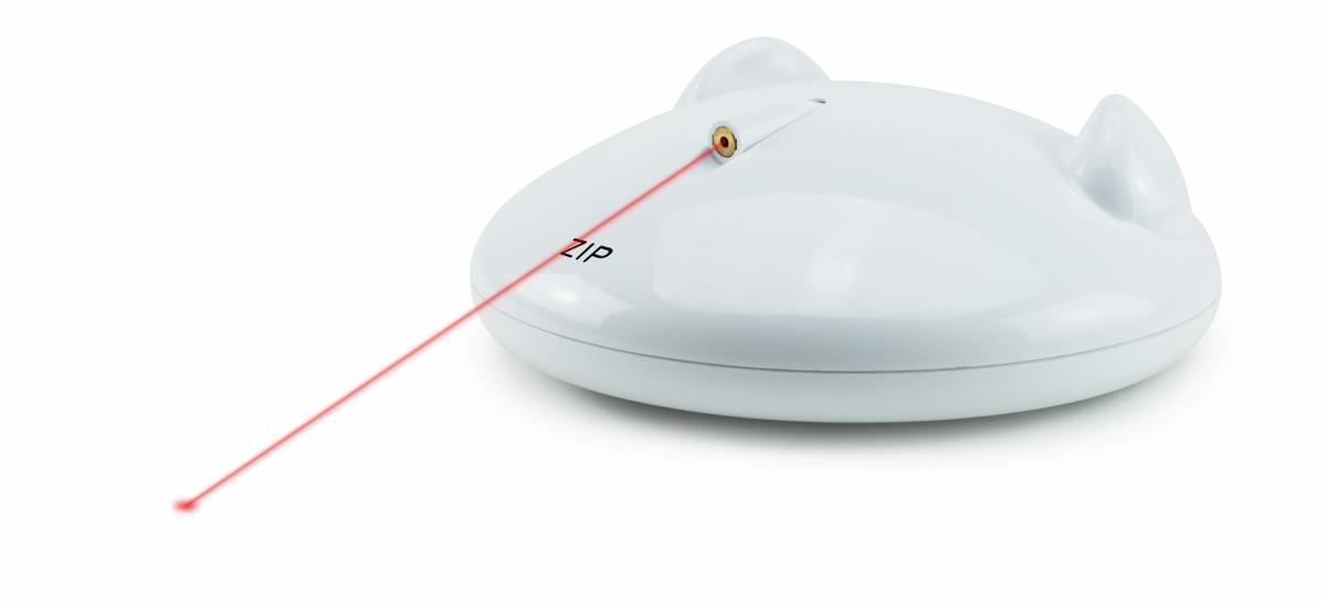 jeu intelligent laser pour chat