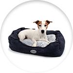 Modèle de panier pour chien Zolia