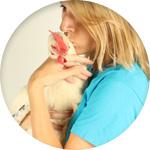poule amour