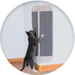 Griffoir d'angle pour chat