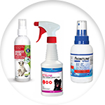 Spray anti parasitaire pour chien