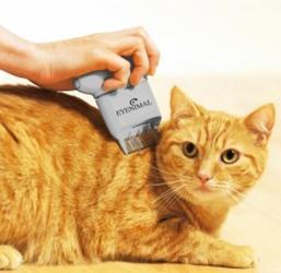 Peigne à puce pour chat