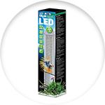 Modèle de lampe d'éclairage led pour aquarium