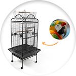 Cage oiseaux Zolia