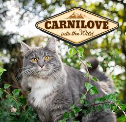Croquettes pour chat carnilove
