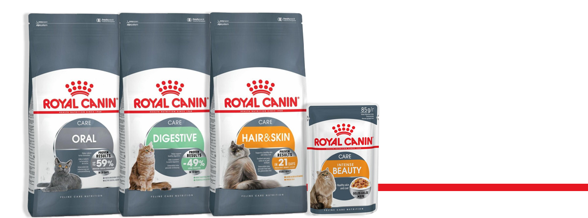 royal canin gamme fcn