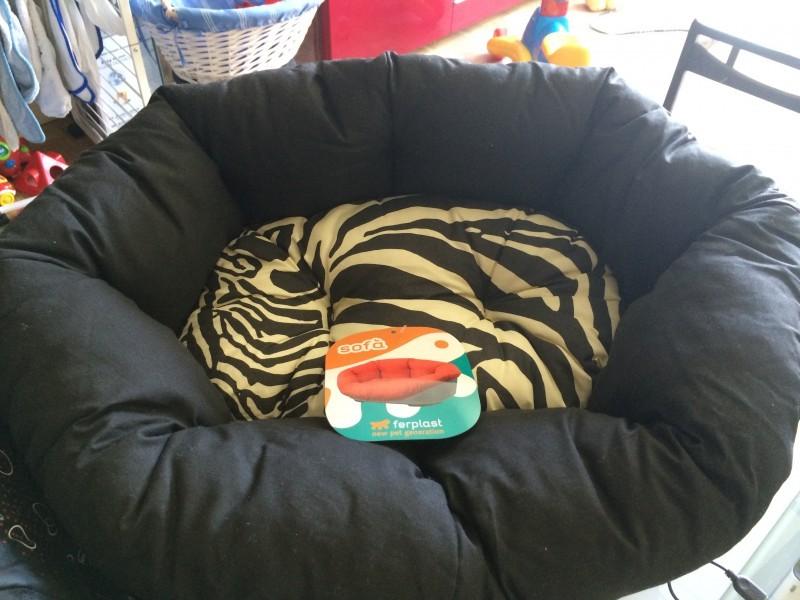 avis sur sofa soft bedding coussin et corbeille plastique chat ou