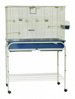 avis sur cage pour canaris et perruches ester 82. Black Bedroom Furniture Sets. Home Design Ideas