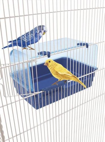 avis sur baignoire large pour perruches et canaris rio 10 pk. Black Bedroom Furniture Sets. Home Design Ideas