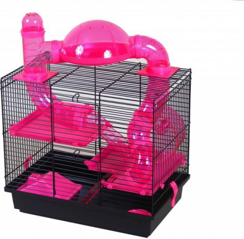 cage pour souris. Black Bedroom Furniture Sets. Home Design Ideas