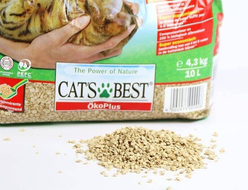 litiere chat zoomalia