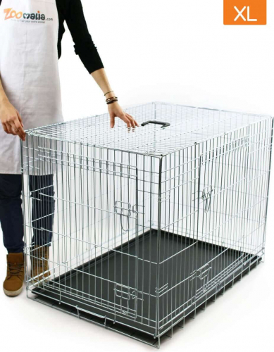questions sur cage de transport pour chien zolia koda avec fond plastique noir. Black Bedroom Furniture Sets. Home Design Ideas