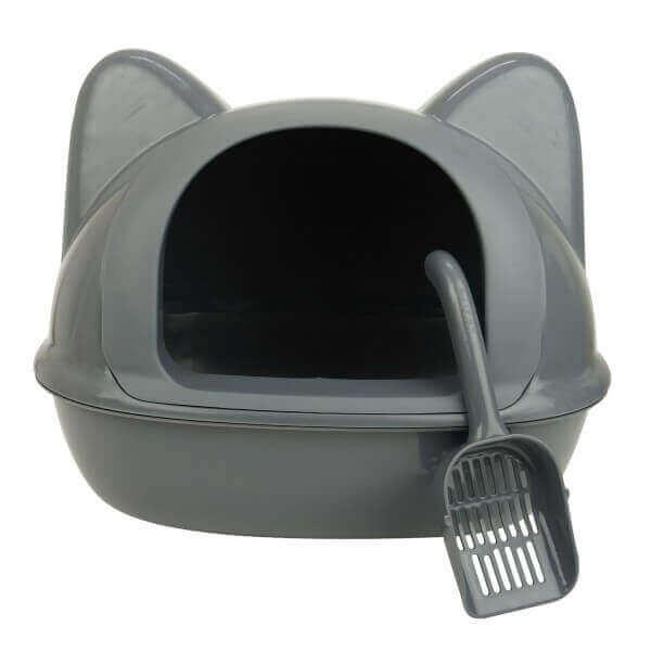 bac liti re et maison de toilette pour chat. Black Bedroom Furniture Sets. Home Design Ideas