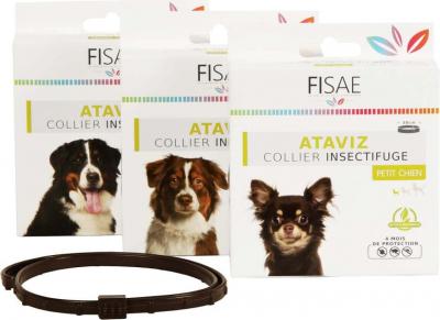 Collar insecticida para perros FISAE ATAVIZ