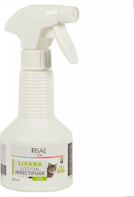 Loción insecticida para gatos FISAE LIXANA