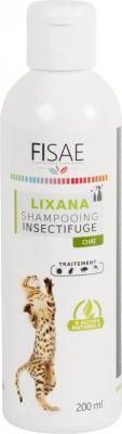 Champú insecticida para gatos FISAE LIXANA
