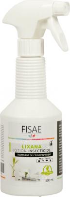 Loción Insecticida para el entorno FISAE LIXANA