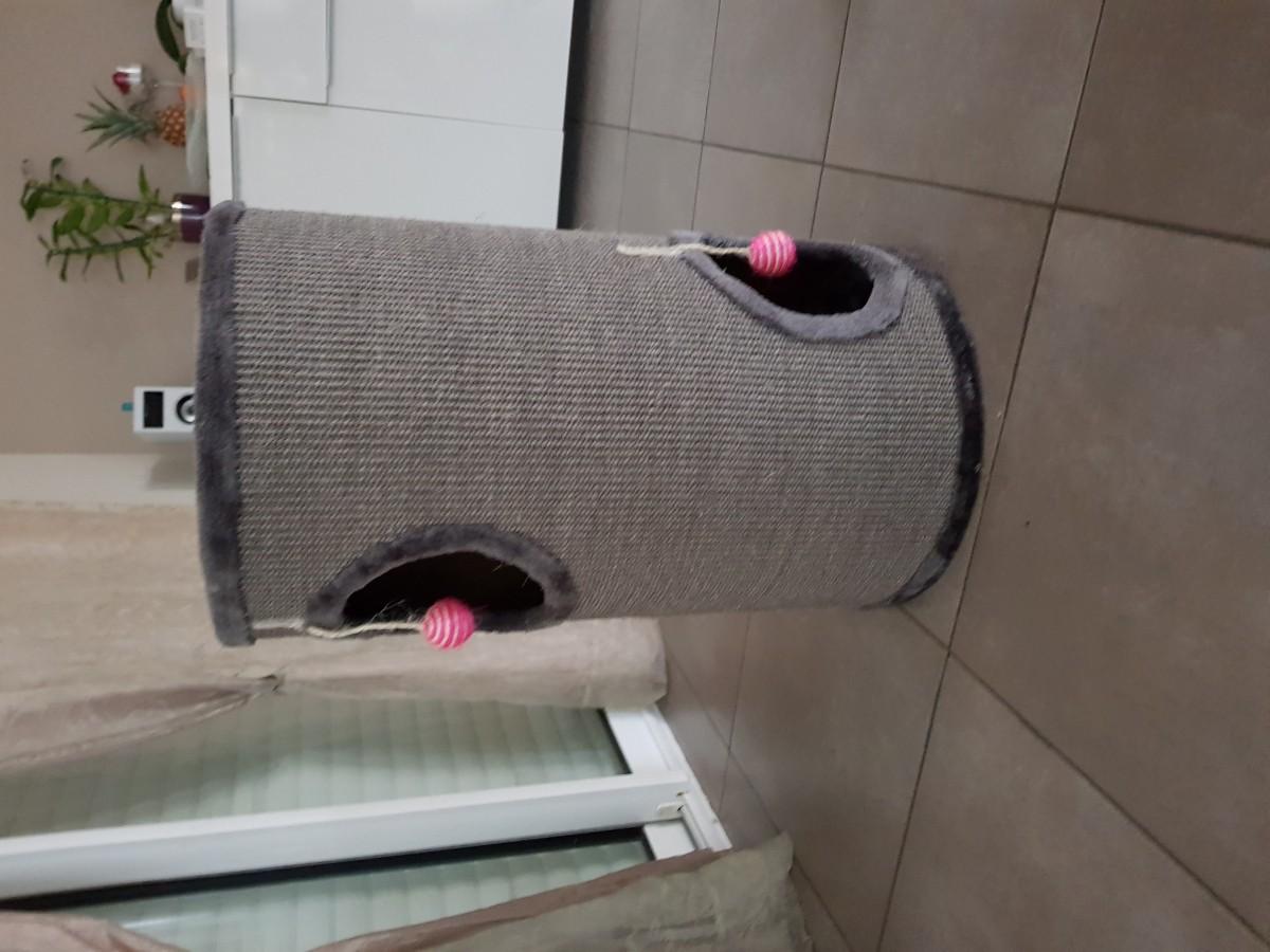avis sur arbre chat et tour griffer combin s zolia kahupo 70 et 100cm. Black Bedroom Furniture Sets. Home Design Ideas