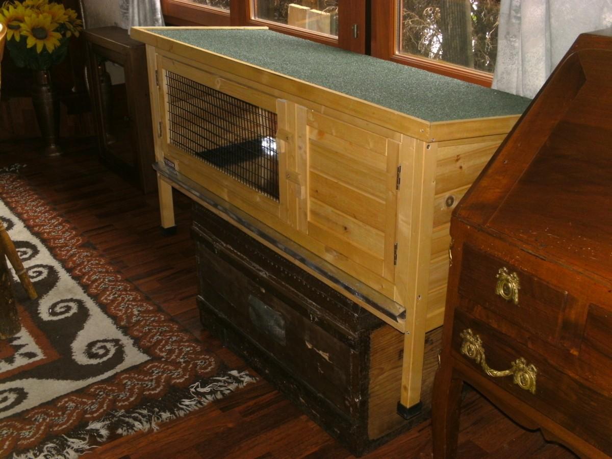 abri pour rongeurs alfred clapier et cage d 39 ext rieur. Black Bedroom Furniture Sets. Home Design Ideas